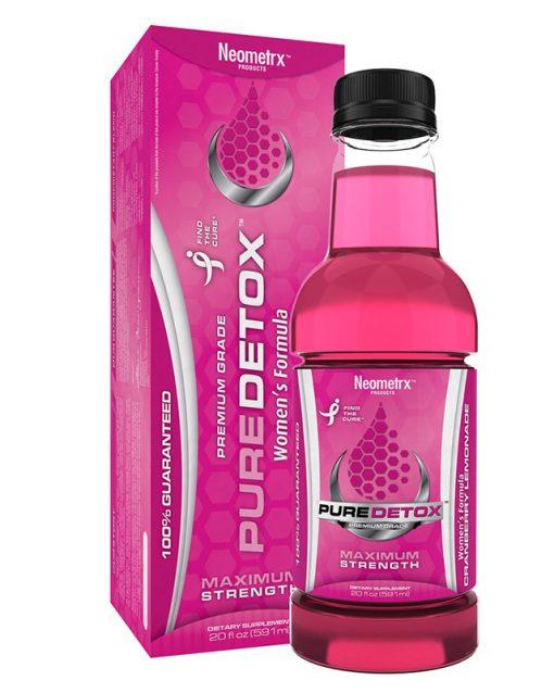 women's detox drink