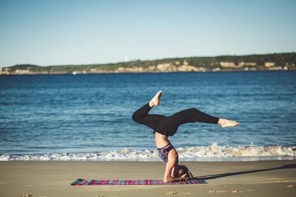 Be a Yogi this Year