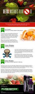 detox mistakes to avoid